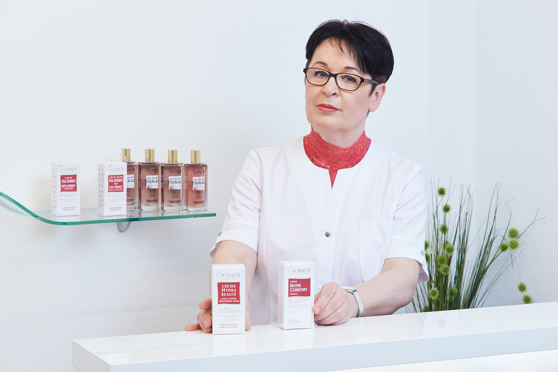 Kosmetik Produkte 1 - Basel - Therapie - Center Neubad