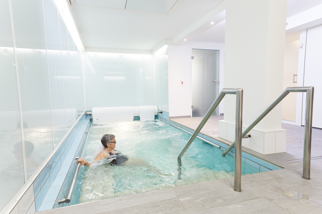 Aquatraining - Basel - Therapie - Center Neubad